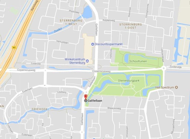 2. Locatie Sterrenburgpark - WALK FOR (F)IT! - donderdagochtend.
