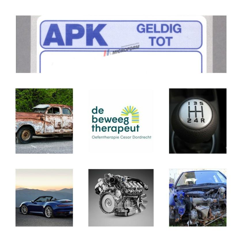 Zoals je auto een jaarlijkse APK krijgt in de garage, kan je dit ook krijgen voor je lijf bij de oefentherapeut Cesar / Mensendieck. Dit is om te zorgen dat jouw lijf (je auto) goed blijft draaien met goed afgestelde spieren. Hoe jij je lijf dagelijks gebruikt is van grote invloed op hoe je lijf voelt. Met een APK kan je terugkerende (en/of nieuwe) problemen beter voorkomen. Meld je voor jouw APK nu aan bij De beweegtherapeut.